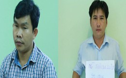 Vì sao giám đốc, nhân viên Văn phòng đất đai Bến Cát bị bắt?