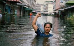 Loạt ảnh biết nói về những con người phải cực khổ chống lại hậu quả của biến đổi khí hậu