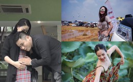 """Nhan sắc gợi cảm của vợ Vũ """"mặt sắt"""" phim Quỳnh búp bê"""