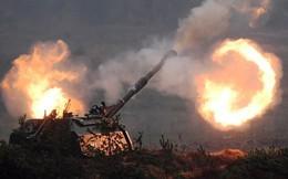 Quân đội Syria dùng đạn pháo tự hành diệt khủng bố: Rất chính xác