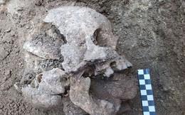 Hài cốt bé trai tiết lộ tập tục chôn người rùng rợn thời cổ đại
