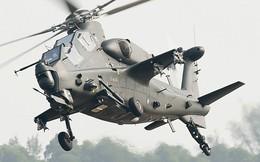 Trung Quốc phát triển vật liệu siêu bền làm giáp cho trực thăng