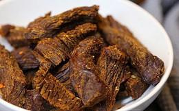 Làm thịt bò khô cực đỉnh chỉ bằng nồi cơm điện!