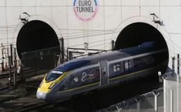 Đường hầm qua eo biển Manche: Kỳ quan của thế giới hiện đại