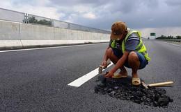 Phó Thủ tướng yêu cầu xử lý nghiêm trách nhiệm vụ hỏng mặt đường cao tốc 34 nghìn tỷ