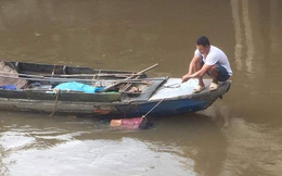 Phát hiện xác chết không mặc quần áo trôi sông ở Tiền Giang