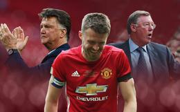 Michael Carrick: Sau cơn giận của Sir Alex và cái ơn của Van Gaal là Man United bất khuất