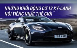 10 siêu xe dùng động cơ V12 nổi tiếng nhất thế giới: Quá nửa có mặt tại Việt Nam