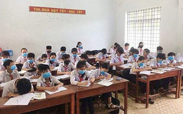 Lãnh đạo tỉnh chỉ đạo xử lý vụ 'Cả lớp học đeo khẩu trang nghe giảng'