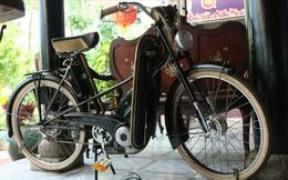 """Dàn xe đạp máy tiền tỷ vứt """"lăn lóc"""" trong quán cà phê"""