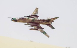 """Không quân Syria huấn luyện """"chờ Ankara đi khuất mắt"""""""