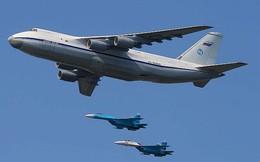 """Moscow cấp tốc không vận giao S-300 cho Damascus: Máy bay lớn nhất TG """"ùn ùn"""" tới Syria"""