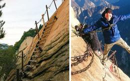 16 cầu thang đáng sợ nhất trên thế giới mà ai nhìn thấy cũng phải bủn rủn chân tay