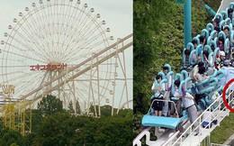 Expoland: Từ công viên hàng đầu Nhật Bản bỗng hóa nơi hoang phế không một bóng người sau tai nạn đáng sợ của nữ du khách