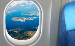 Lý do kỳ lạ khiến cửa sổ trên máy bay luôn luôn hình tròn