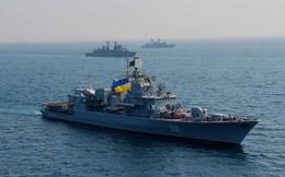 """Ukraine lập căn cứ quân sự trên biển Azov giữa lúc """"nước sôi lửa bỏng"""""""