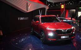 """Con số """"không thể tin nổi"""" trong sự kiện ra mắt xe của VinFast"""