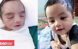 Hình ảnh mới nhất của cậu bé từng gây sốt với khuôn mặt hoàn mỹ ngay từ khi lọt lòng dù sinh non 2 tháng