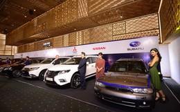 Vietnam Motor Show: Kỷ lục về số lượng xe trưng bày tại một kỳ triển lãm ô tô tại Việt Nam