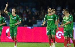 """Cho Barca, Real """"ngửi khói"""", đội bóng được so sánh với U23 Việt Nam lên đỉnh La Liga"""
