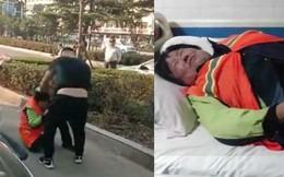 Ngăn cản đứa trẻ phóng uế ra đường, cô lao công bị phụ huynh lao vào đánh đập nhập viện