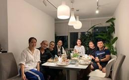 """Louis Nguyễn """"tháp tùng"""" Hà Tăng tới chúc mừng sinh nhật con gái Phạm Anh Khoa"""