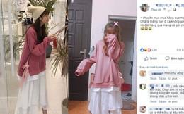 Yêu xa, cô gái được tặng váy hot trend mua qua mạng và cái kết khiến dân mạng cười nghiêng ngả