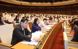 Quốc hội khai mạc kỳ họp thứ 6 và trình nhân sự bầu Chủ tịch nước