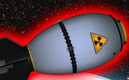 Trái đất sẽ ra sao nếu kích nổ trái bom nguyên tử mạnh nhất trong không gian?