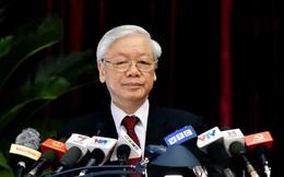 Giới thiệu Tổng Bí thư Nguyễn Phú Trọng để Quốc hội bầu Chủ tịch nước