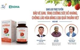 Hỗ trợ bảo vệ gan và tăng cường sức đề kháng từ thảo dược Việt