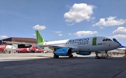 Lộ diện hình ảnh máy bay của Bamboo Airways