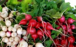 4 tác dụng tuyệt vời của củ cải đối với sức khỏe trong mùa đông