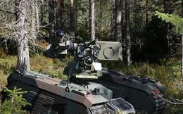 Đáp trả Nga, phương Tây phát triển robot diệt xe tăng với tên lửa Javelin