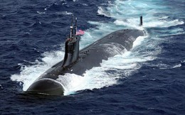 """Mỹ chi hơn 5 tỷ USD chế tàu ngầm """"Voi biển"""" để đối phó với Nga, Trung Quốc?"""