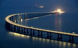 24h qua ảnh: Trung Quốc hoàn thành cây cầu vượt biển dài nhất thế giới