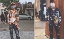 Nhìn bức ảnh này là hiểu quần áo có thể thay đổi một con người đến thế nào!