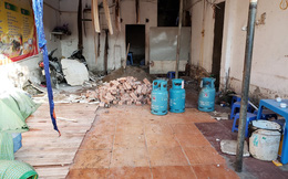 Tiếc căn nhà bị ngân hàng tịch thu bán cho người khác, chủ cũ mở van bình gas định đốt