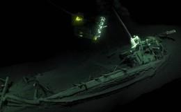 Xác tàu cổ nhất thế giới vẫn nguyên vẹn sau 2.400 năm dưới đáy biển