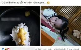 """Chỉ vì món """"sushi cực phẩm"""" này mà anh trai đã khiến em gái lườm rách mắt, xem xong ảnh thách bạn không cười"""