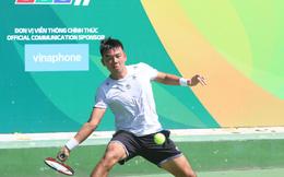 Lý Hoàng Nam xuất sắc thắng tay vợt Mỹ cao hơn 2m