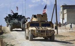 Mỹ điều 50 xe thiết giáp tiến thẳng về miền Đông Syria, càn quét phiến quân IS