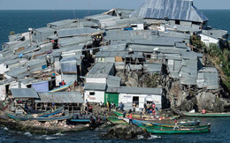 """Cuộc sống chật chội ở Migingo - hòn đảo """"nghẹt thở"""" nhất thế giới"""