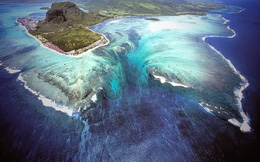 Thác nước ngầm trong lòng đại dương: Khổng lồ hơn thác Victoria lớn nhất thế giới