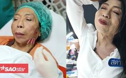 Sốc: 'Thục nữ hot nhất Thái Lan' đi tân trang da mặt nhưng cái kết vẫn cực thê thảm