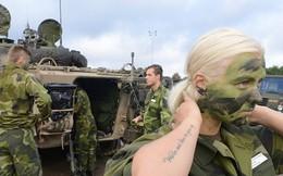 Nga lo ngại vì hai nước láng giềng tập trận với NATO