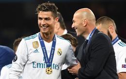Real Madrid khủng hoảng vì Zidane & Ronaldo ra đi? Đừng nhầm!