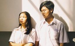 Confession không thể ngôn tình hơn của cặp đôi đáng yêu trường chuyên Lê Hồng Phong