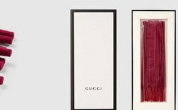 Hương Gucci triệu sáu 1 bó 25 nén trông chẳng khác gì hương ngoài chợ