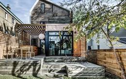 Hãy chiêm ngưỡng ngôi nhà này để biết đế chế đồ gỗ và nội thất trắng đang làm mưa gió trên thị trường ra sao